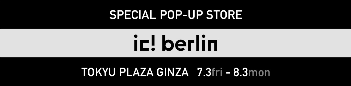 ic!berlin pop-up store
