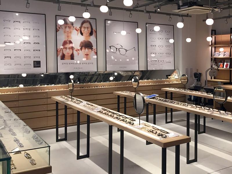 オーマイグラス東京 柏の葉T-SITE店